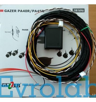 Parcan 4D + Gazer